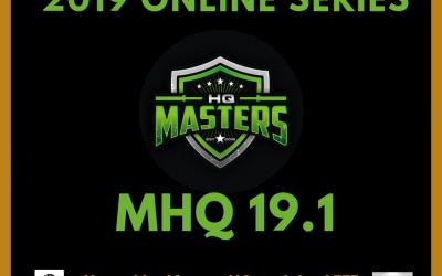 MastersHQ Online Qualifier- MHQ 19.1