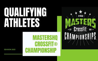 MastersHQ CrossFit® Championship Qualifying Athletes 2021